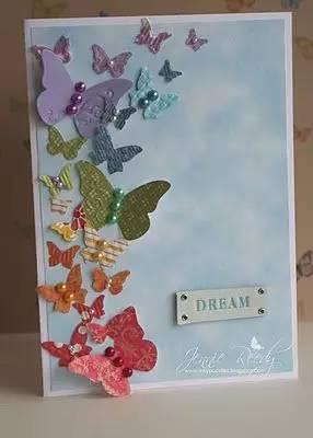主题手工丨缤纷蝴蝶让你的幼儿园春意盎然