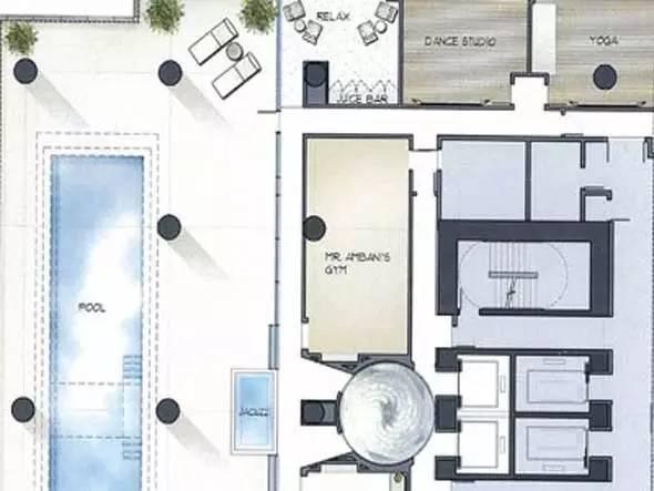 老家盖房子平面图