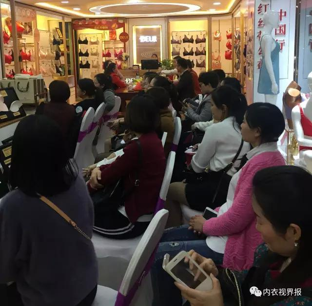 醉月狐携手缔妒内衣亮相广州加和城情趣采购节小学审美品牌图片