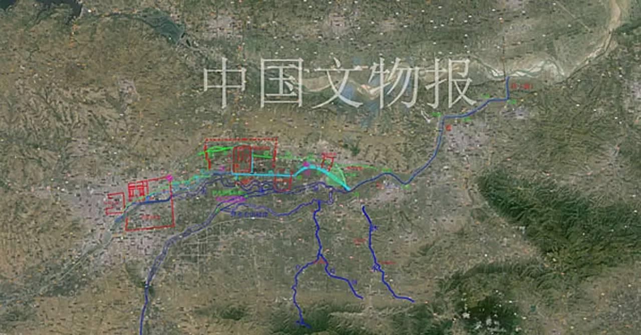 昌乐县城区规划图