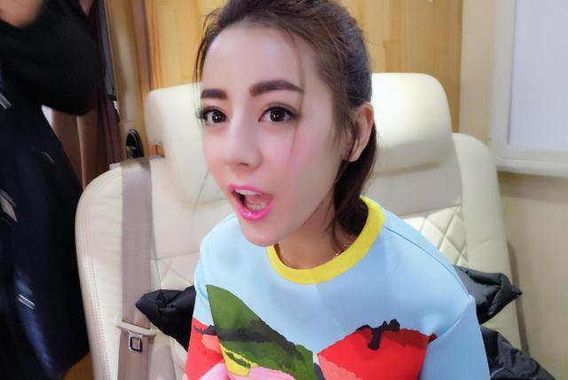 虽然后来她也靠上了上海戏剧学院 迪丽热巴曾在东北师范大学读一年
