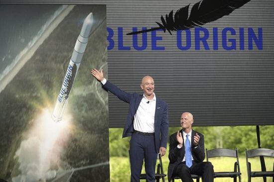 马斯克与贝佐斯:每个造火箭的人都有个疯狂的姥爷