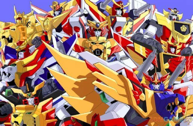 机甲动画盘点,你童年最爱的机器人是谁