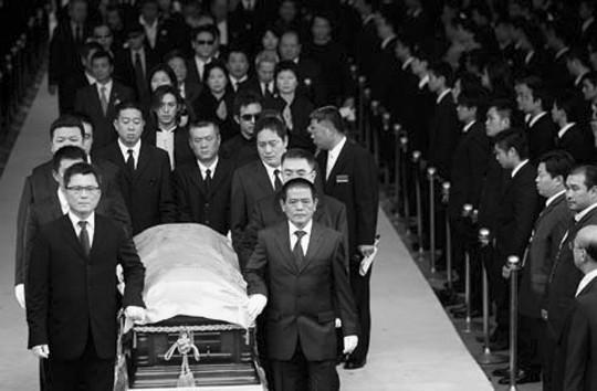 竹联帮_台湾三大黑帮之竹联帮——大佬葬礼, 万人悼念!