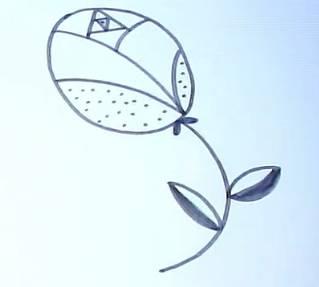 幼儿春天创意简笔画,快来学吧 巧手教育