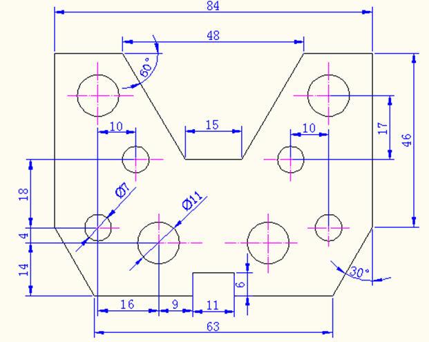 一位同学的CAD学习精华笔记,初学CAD的人可平移cad图片