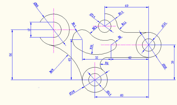 一位精华的CADv精华同学笔记,初学CAD的人可cad如旋转图片