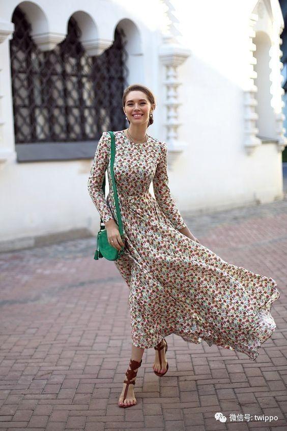 穿起最适合亚洲人的印花,有这些应该和不应该