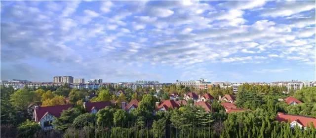 v别墅别墅绿谷正文是上海高级的最大别墅群之一,由多幢花园别墅组成图威海河五别墅户型渚图片