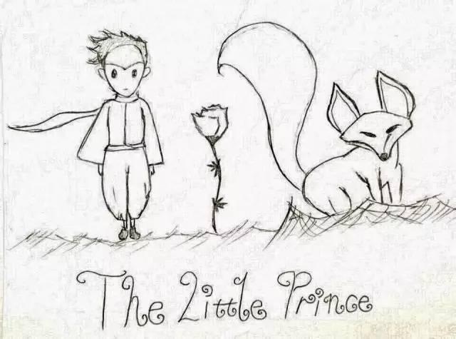 《小王子》一书中   小王子驯养了一只等爱的狐狸   狐狸希望小王子