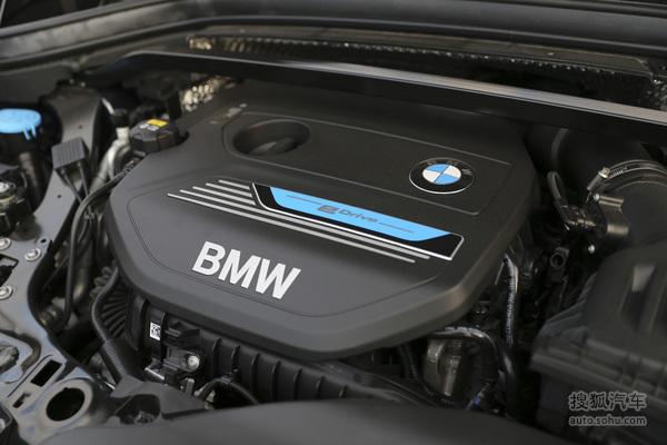 新车搭载的是一套插电式混动系统