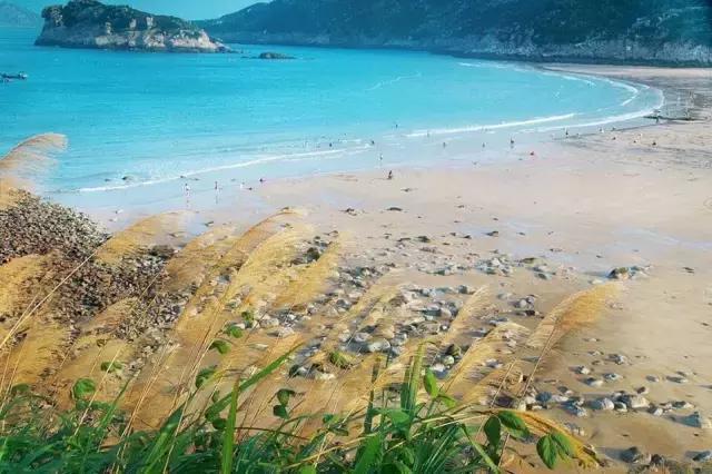 海上仙岛,与蓝色恋爱--温州平阳县南麂岛