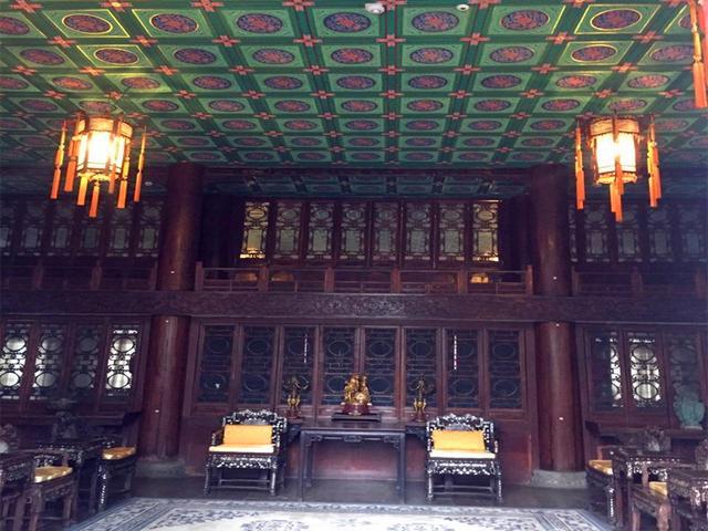 恭亲王府,原是和珅的府邸?