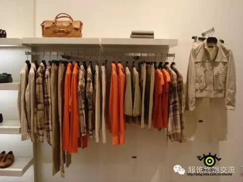 服装陈列技术整体思维与手法应用