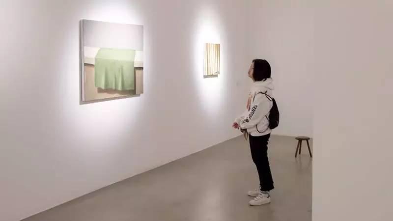 """克里斯托弗·伊沃雷""""哀歌""""木木美术馆展览现场"""