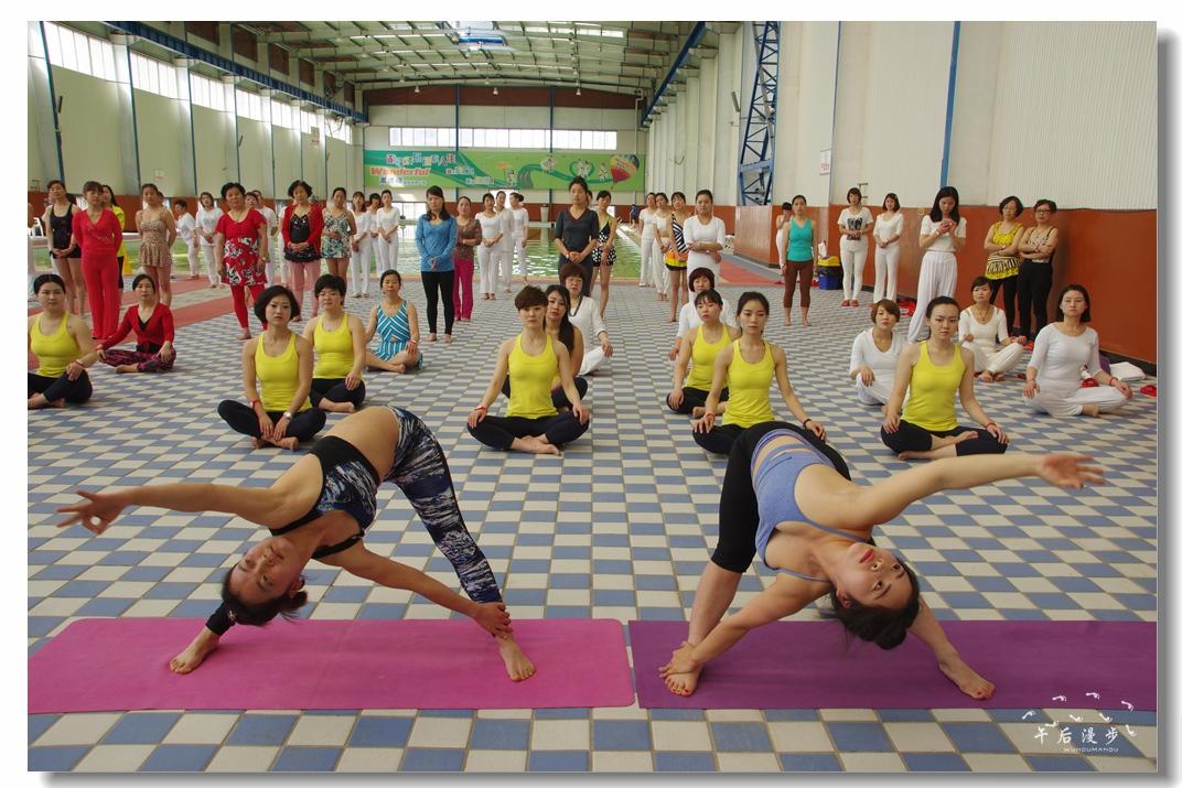 西安规模最大的温泉瑜伽秀上演,一场视觉盛宴惊爆你的眼 ...