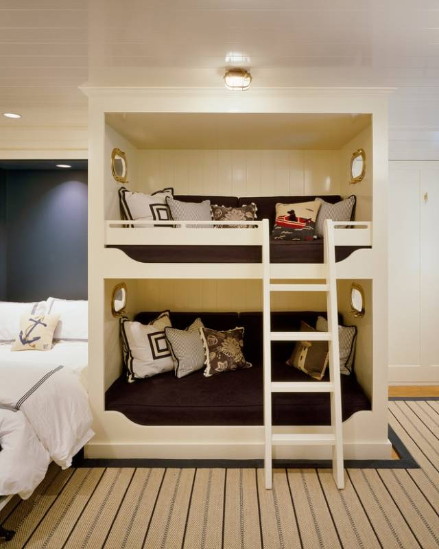 fresh space-saving bunk beds ideas for your home