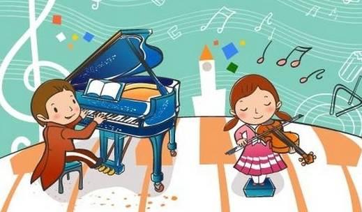 你让孩子这么学,让她对钢琴失去兴趣了,她根本就不爱弹钢琴了.图片