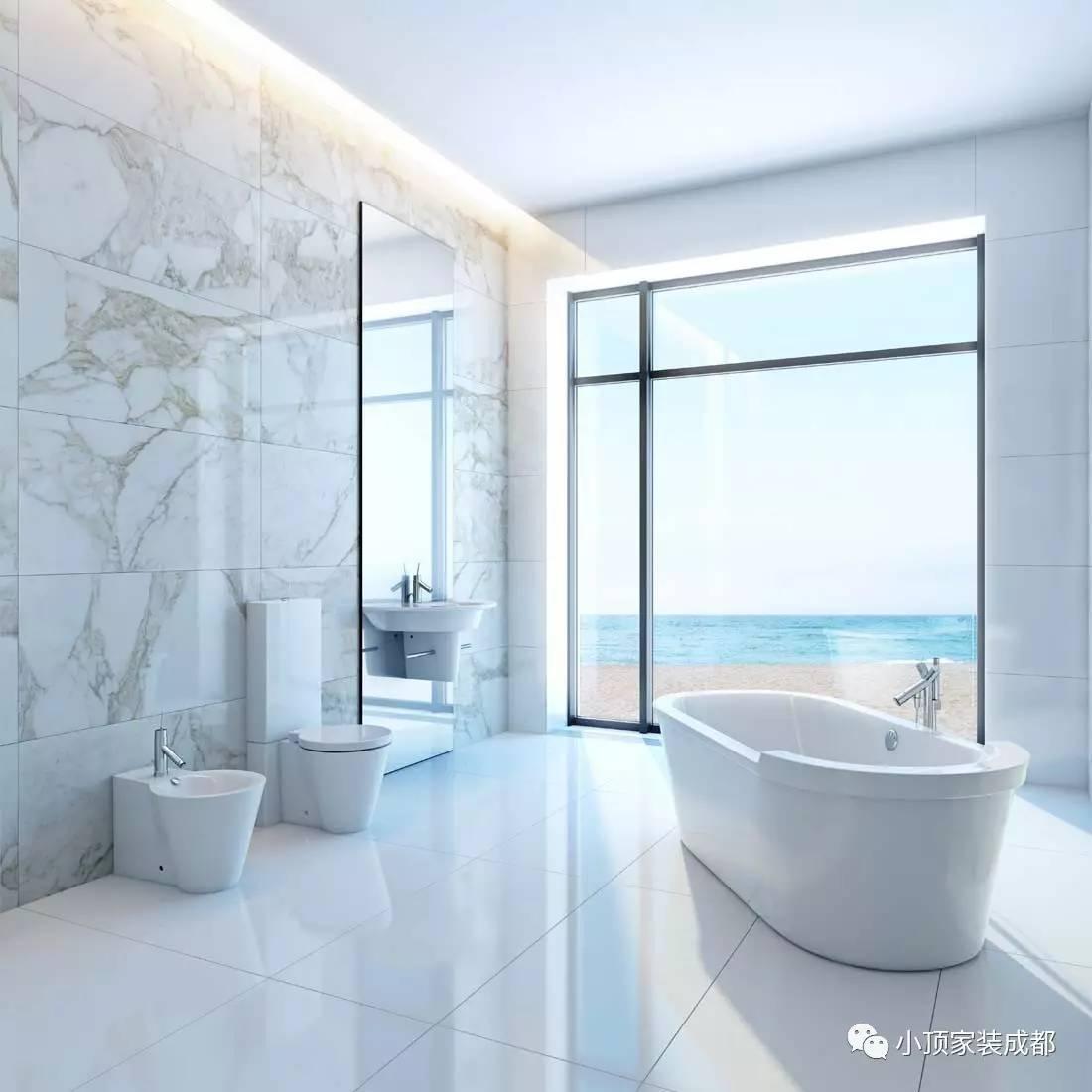 浴室装修,你重视过瓷砖问题吗?