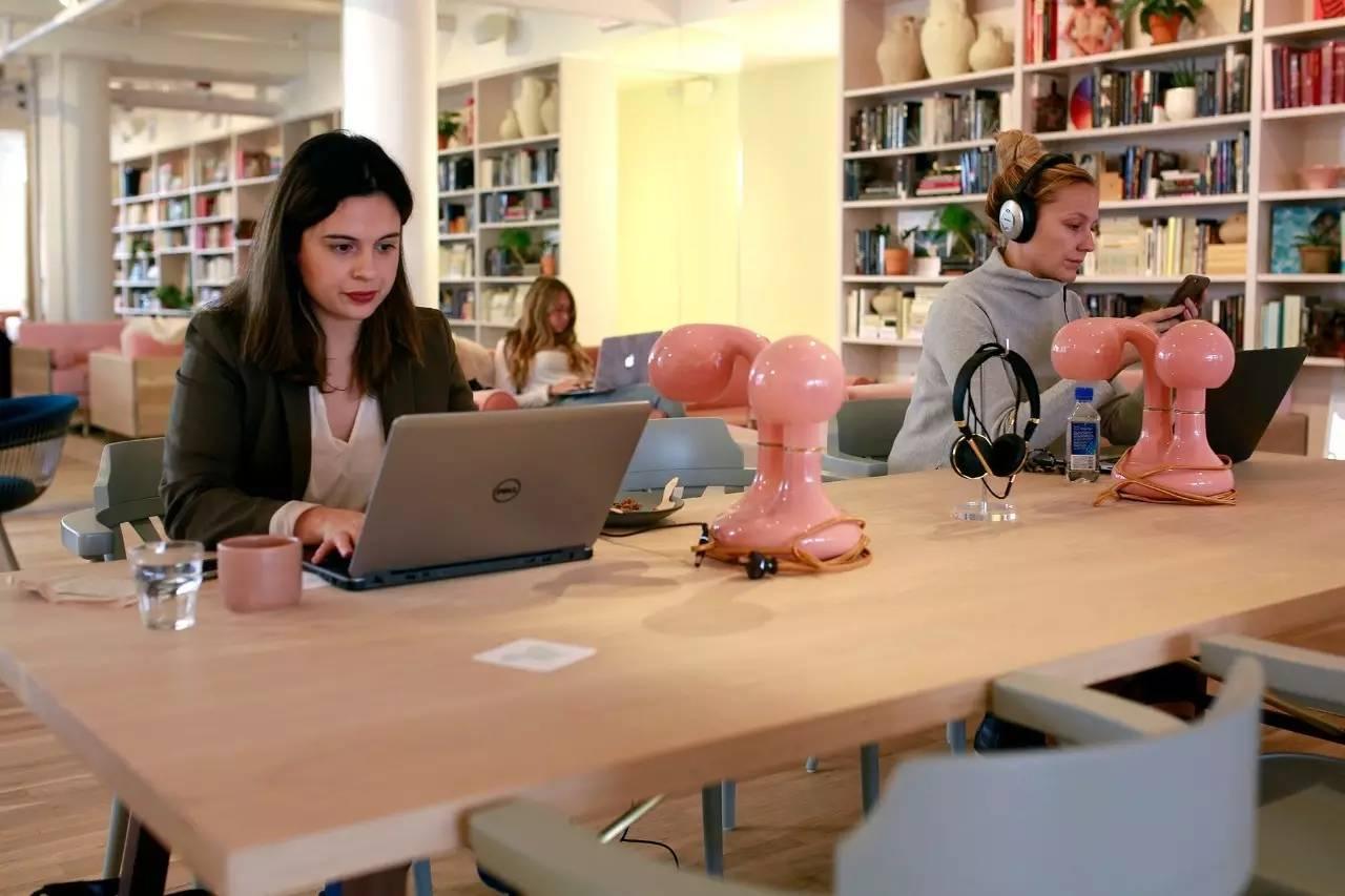 男士免进!面向女性的联合办公空间将成为该行业的新增长点?