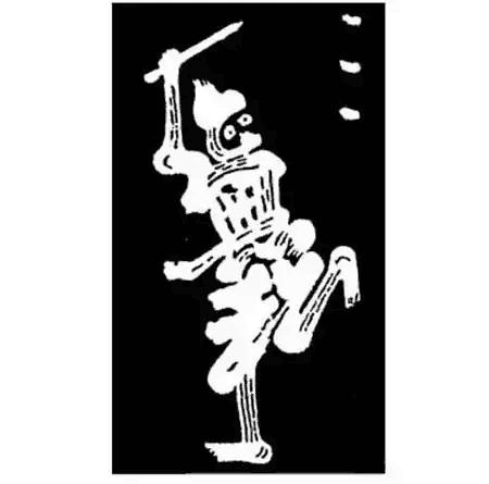 剑人猜成语一个是什么成语_看图猜成语 一个拿剑的人和一个拿箭的人成语