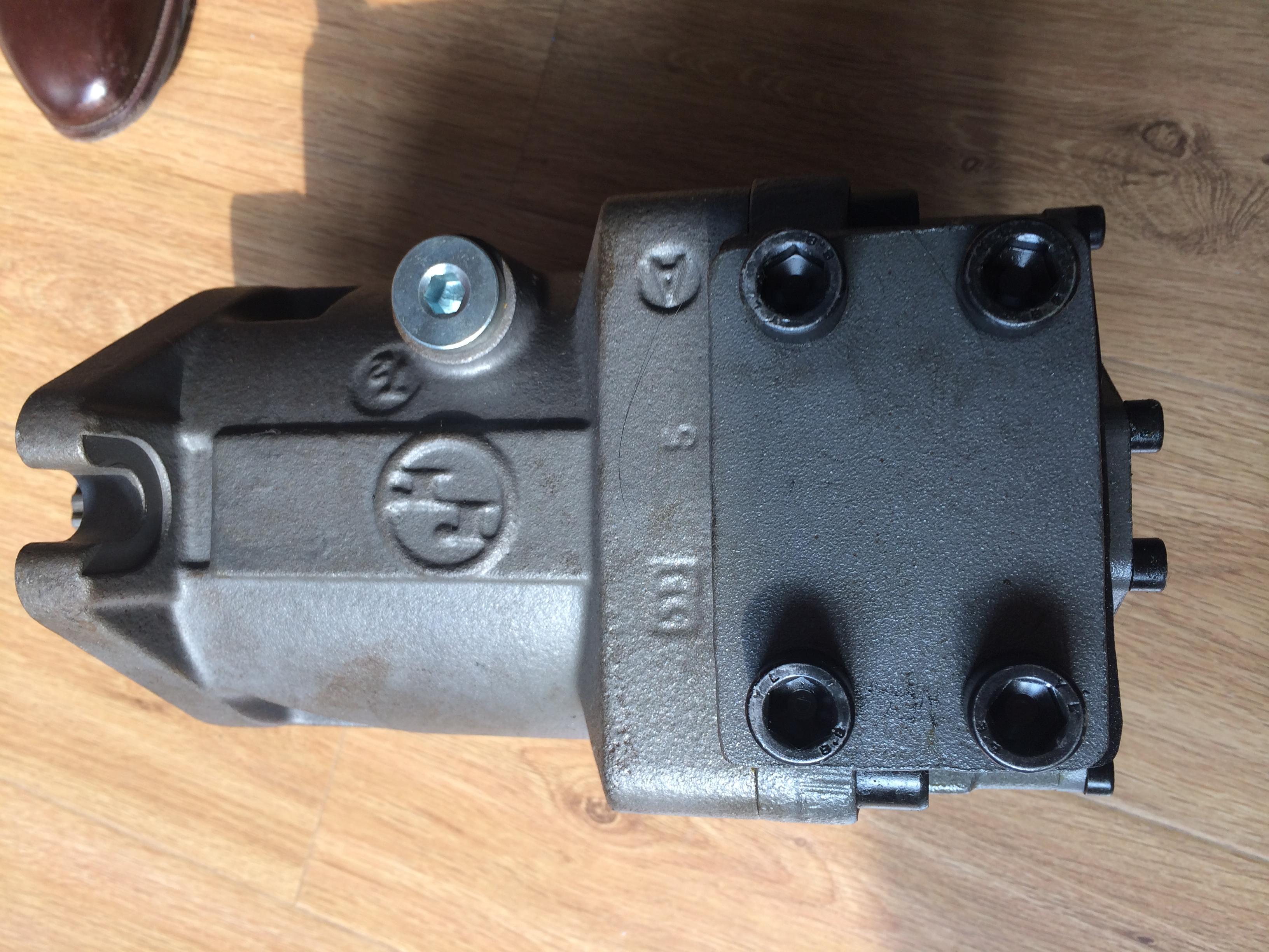 【维修】力士乐进口液压泵维修保养磨损的三个阶段图片