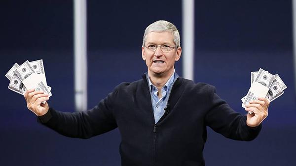 苹果应用内购买抽成半年狂赚49亿美元的照片 - 1