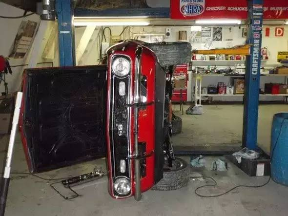 突发:汽修工被压身亡,老板跑路!请修理工万万注意....