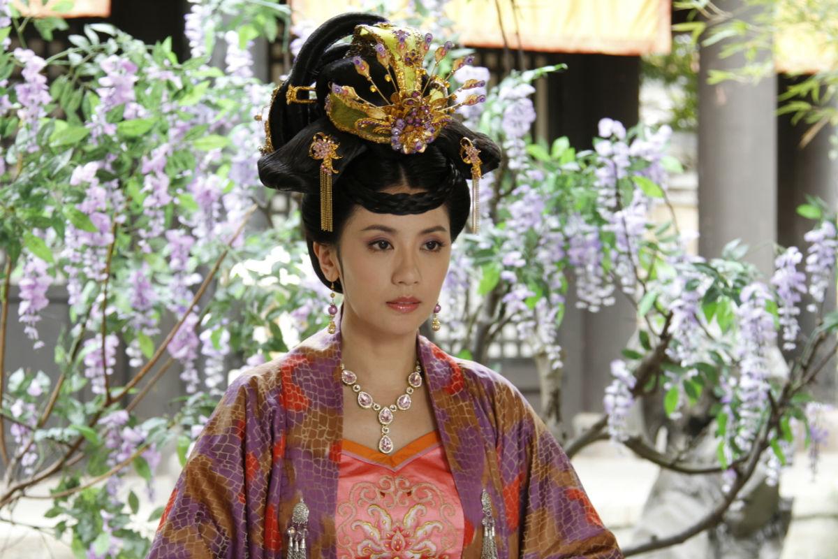作为 武则天第二 ,她差点成为第二位女皇帝