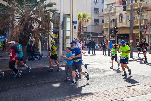 为什么说以色列人爱跑步,因为孕妇都在跑马拉松 - 寒残一叶 - 寒残一叶的博客