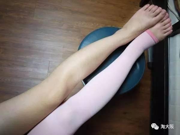 睡觉就能瘦的日本SLIMWALK瘦腿袜,简直求之不得。(图22)