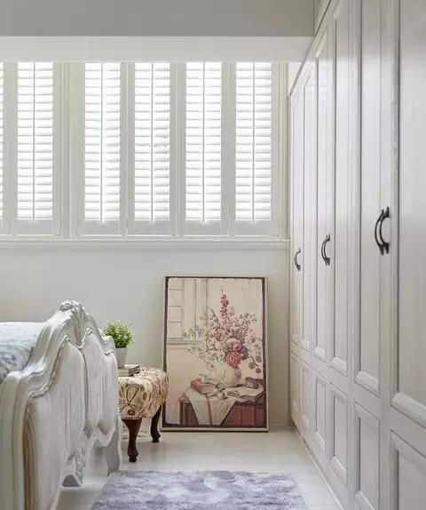6款卧室衣柜设计,不要衣帽间又何妨