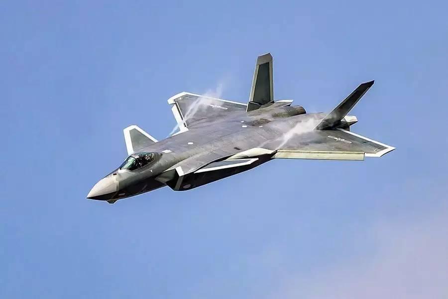 重磅丨央视首次证实:歼20已经进入空军服役!中国进入