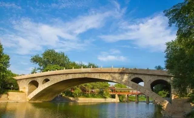 中国十大古桥