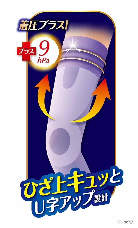 睡觉就能瘦的日本SLIMWALK瘦腿袜,简直求之不得。(图6)
