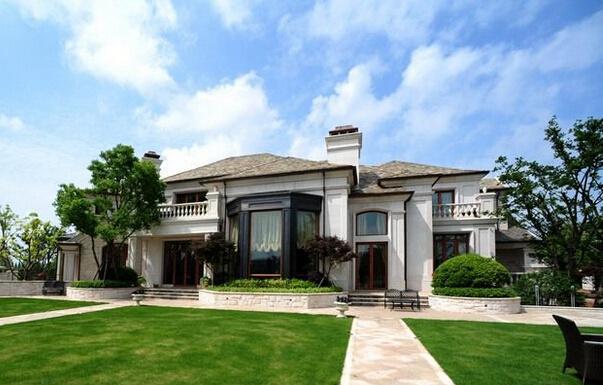 别墅多层房产正文在较小的占地面积上实现诸暨别墅要多少盖钱一平图片