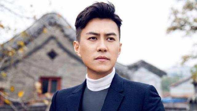 一个标准的山东爷们 演员靳东