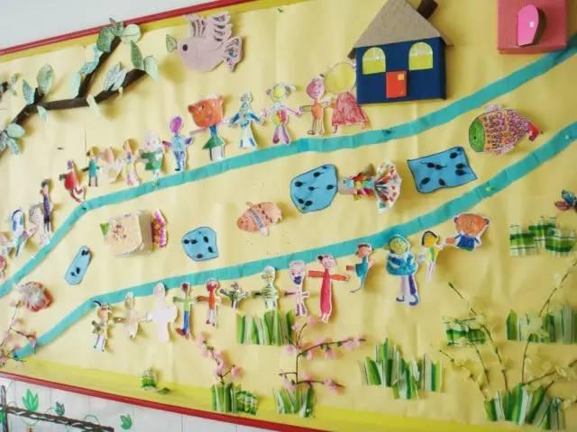 手工制作教程 ,幼儿园环境布置