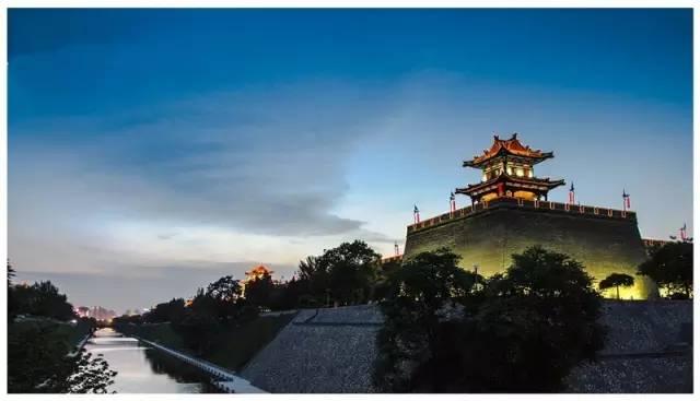 西安丨帝王之都历史文化悠久,有看不完的名胜