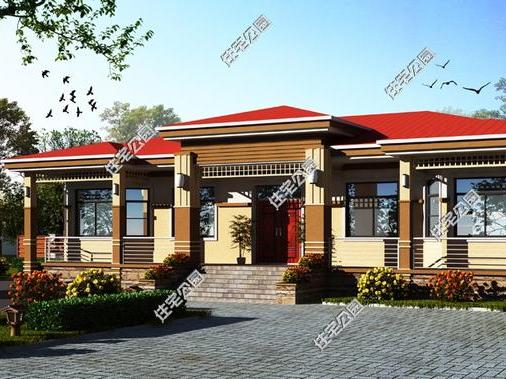 农村建房子已不同往日那样千篇一律,什么欧式的,法式的,美式的图片