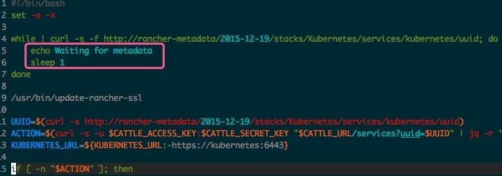 Kubelet无法访问rancher-metadata问题分析-搜