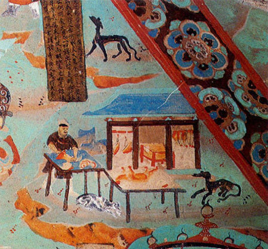 敦煌壁画:丝路上岌岌可危的艺术瑰宝图片