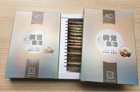 KC酵素果冻荣获上海技术发明奖