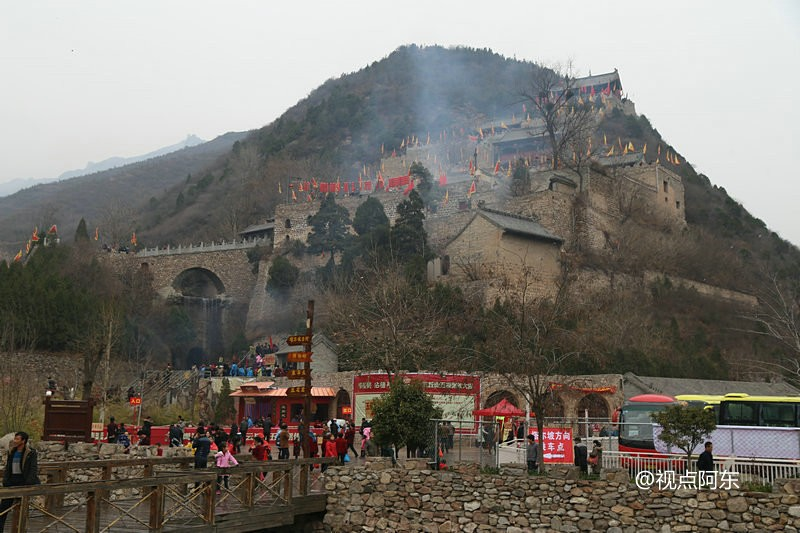 数万游客云丘山中和节祈福  祭天大典场面壮观 - 视点阿东 - 视点阿东