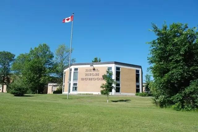 【加拿大】名称高中中CollegiateInstitute的读书定义寒假心得体会中学图片