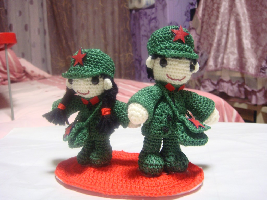 此艺时民俗纯手工编织艺术品欣赏玩偶系列