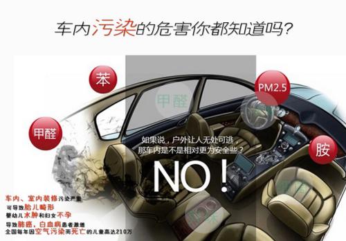 """面对车内空气的污染车载空气净化器什么牌子效果好"""""""
