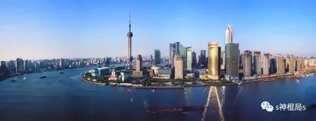 日本人的风水阴谋:上海陆家嘴风水战局插图(1)