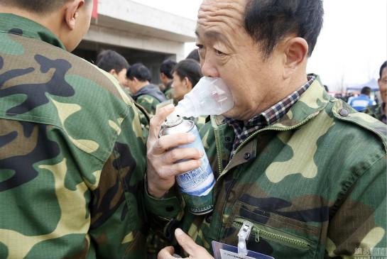 来自秦岭的瓶装空气18元一罐 有一种森林的味道