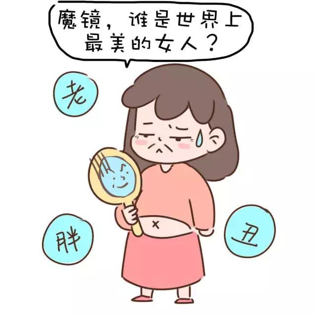 芝士妈妈:【大小】生娃前后,女人的v妈妈漫画学漫画图片六下图片